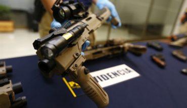 "Famae vendió ""por error"" 30 fusiles de francotiradores a civiles"