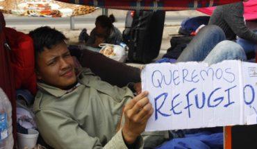 """Gobierno advierte que no tiene capacidad """"ilimitada"""" para recibir extranjeros"""