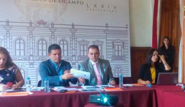Hasta el momento, cinco bajas de la contienda por la Auditoría Superior de Michoacán