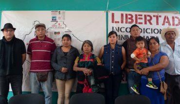 Indígenas presos en Chiapas cumplen 130 días en huelga de hambre