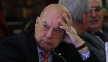 """Insulza cuestiona posición del PC por informe de Bachelet sobre Venezuela: """"No se dan cuenta de lo que está pasando"""""""
