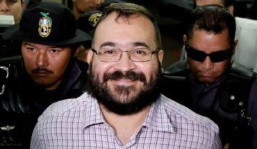 """Javier Duarte ofrece proporcionar información """"valiosa y privilegiada"""" en contra de ex funcionarios de EPN"""