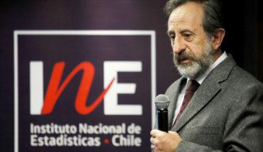 Jefe de precios del INE pide indemnización por $50 millones