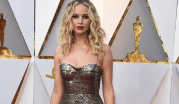 Jennifer Lawrence nueva pelicula