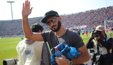 """Johnny Herrera: """"A lo mejor me va a retirar mi personalidad del fútbol"""""""