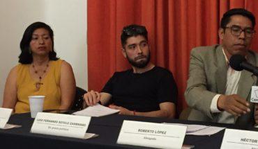 Joven encarcelado por quemar metrobús defiende su inocencia