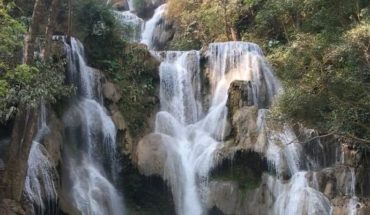 Joven turista español falleció tras caer por una cascada en isla de Tailandia