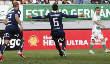 La 'U' da el primer golpe ante Temuco y se acerca a cuartos de la Copa Chile