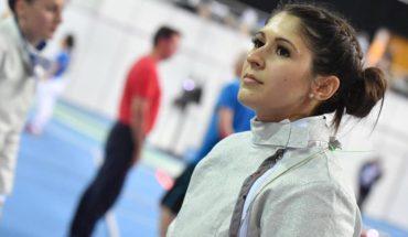 La esgrimista Paola Pliego dejará de competir por México