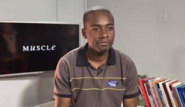 """La historia detrás del haitiano que protagoniza el cortometraje """"Muscle"""" de OpinaDocs"""