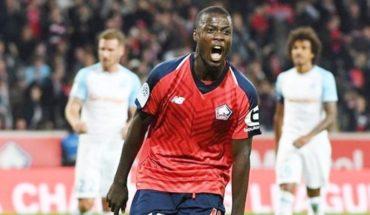 Liverpool y Manchester United pelean por el fichaje de Nicolas Pépé, según Lille