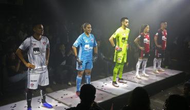 Los equipos de la Liga MX presentaron sus nuevas playeras