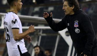 """Mario Salas: """"El partido lo jugamos muy bien, pero nos faltó atrevimiento"""""""
