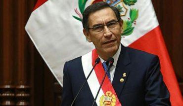Martín Vizcarra entrega al Congreso proyecto para adelantar elecciones