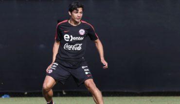 Mati Fernández sufrió una lesión muscular y será baja en Junior