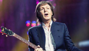 Paul McCartney canciones