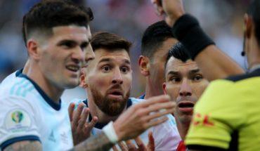 """Messi se lanza con todo: """"Nosotros no tenemos que ser parte de esta corrupción"""""""