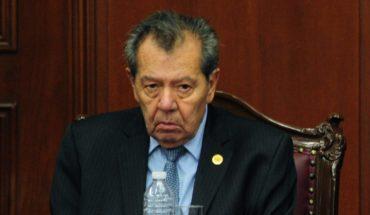 Muñoz Ledo propone desaparecer poderes en Baja California