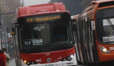 Nuevos recorridos y extensiones del Transantiago beneficiarán a 50 mil personas