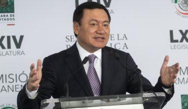 Osorio Chong niega acuerdo para la detención de Javier Duarte