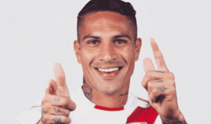 Paolo Guerrero admite que le gustaría fichar con Boca Juniors