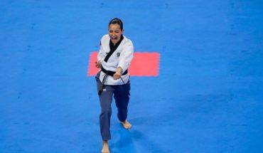 Paula Fregoso da a México la primera medalla de oro