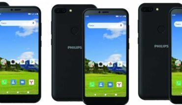 Phillips nuevo smartphone