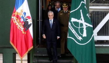 """Piñera y atentado en comisaría: """"Vamos a lograr detener, juzgar y condenar a estos cobardes"""""""