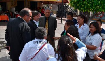 Planean rehabilitar la techumbre de Plaza San Juan en Morelia, Michoacán