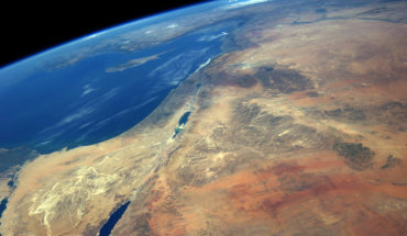 Oriente Medio y el mar Mediterráneo. Foto: Stuart Rankin (CC BY-NC 2.0)