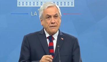 """Presidente Piñera: """"Lo que pasó en Osorno no se puede repetir en ninguna ciudad chilena"""""""