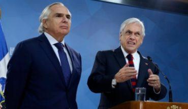 Presidente Piñera llamó al Congreso a aprobar la nueva Ley Antiterrorista