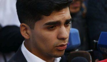 Presidente de Centro de alumnos del Instituto Nacional anunció querella contra intendenta
