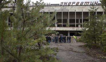 """Presidente de Ucrania quiere transformar a Chernóbil en un """"imán para turistas"""""""