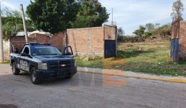 Presunto reincidente en robos es asesinado a balazos en Jacona