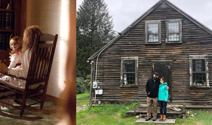 """Propietarios de la casa que inspiró la película """"El Conjuro"""" dicen que puertas y ventanas se abren solas"""