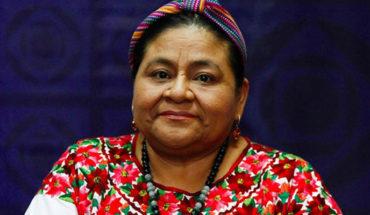 Redadas en EU humillan a las personas: Rigoberta Menchú