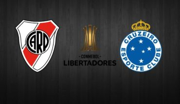 River Plate vs Cruzeiro EN VIVO ONLINE: Libertadores 2019, octavos de ida