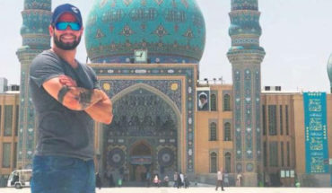 Rodrigo Rojas explica por qué decidió preparar en Irán los Panamericanos
