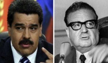 Salvador Allende y Nicolás Maduro frente a los derechos humanos