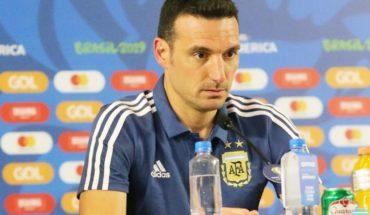 Scaloni continuaría en la Selección Argentina por recomendación de Menotti