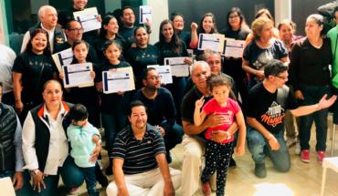 Termina la primera generación de curso de lenguaje de señas promovido por Movimiento Ciudadano