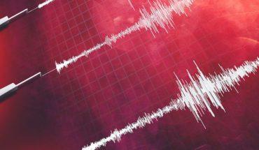 Terremoto 7,1 grados sacudió California