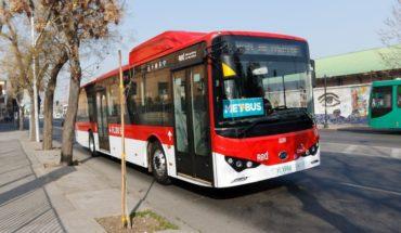 Tiempos de espera promedio del Transporte Público cayeron en 4%