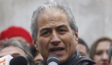 """[VIDEO] Mario Aguilar llamó al repliegue del paro docente: """"Este movimiento es difícil que crezca más"""""""