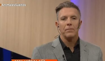 "[VIDEO] Periodista argentino tras derrota con Brasil: ""Me tienen de nieto"""