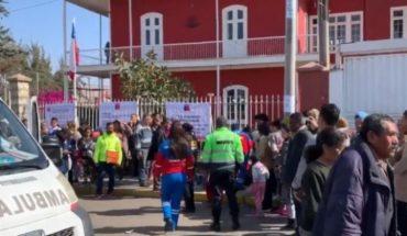 Venezolana pierde hijo en gestación afuera del consulado chileno en Tacna a la espera de una visa