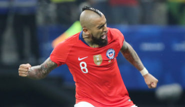 """Vidal: """"No se pudo el tricampeonato, pero tenemos un equipo que no se rinde"""""""