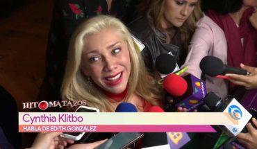 Cynthia Klitbo habla de su obra | Vivalavi