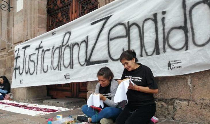 Zenaida recibía amenazas desde mayo
